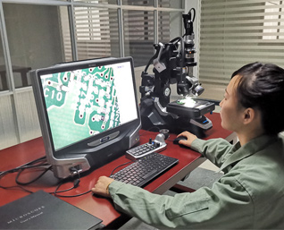Digital microscope system